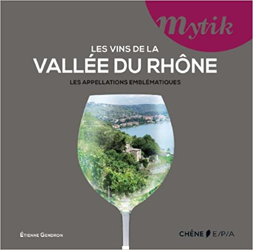 Livres Les vins de la Vallée du Rhône epub pdf