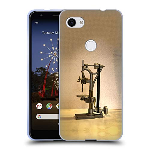 Official Celebrate Life Gallery Drill Press Tools Soft Gel Case Compatible for Google Pixel 3a XL