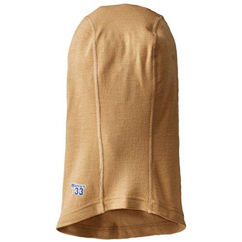 Minus33 Merino Wool Clothing Unisex Midweight Wool Balaclava, Desert Sand, One Size by Minus33 Merino Wool (Image #4)