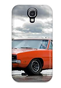 Heimie Design High Quality General Lee Of Vehicles Dodge Dukes Hazard Cars Dodge Cover Case With Excellent Style For Galaxy S4 wangjiang maoyi