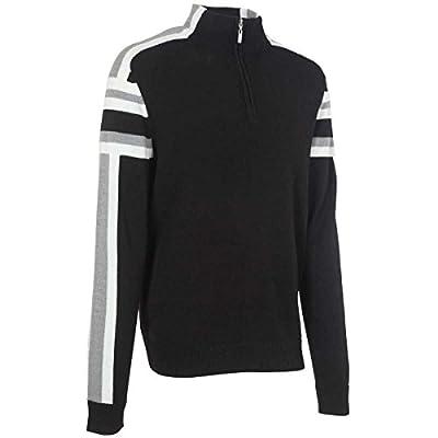 Neve Designs Liam Merino-Blend 1/4-Zip Sweater hot sale