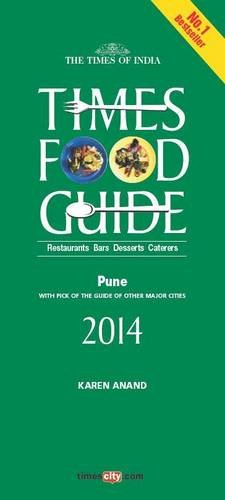 Times Food Guide PUNE 2014