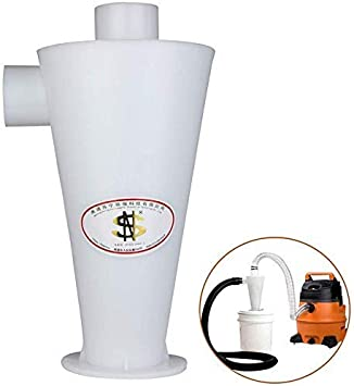 Flever DIY colector de polvo de polvo, ciclón aspiradora filtro ...