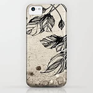 Society6 - Drooping Leaves iPhone & iPod Case by Ana Magalh??¨ºes by supermalls