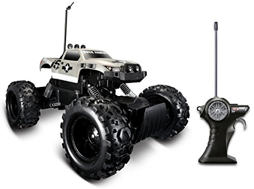 Maisto R/C 27Mhz (3-Channel) Rock Crawler Radio Control Vehicle (Colors May Vary)