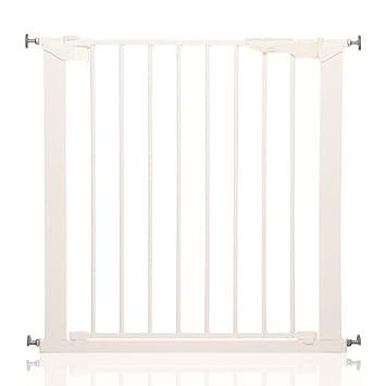 Safetots No Screw Stair Gate, White