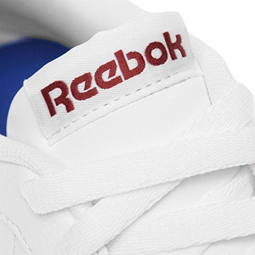 Royal Glide Pour Reebok Blanc Bordeaux Hommes Baskets Rplclp q7wwd5