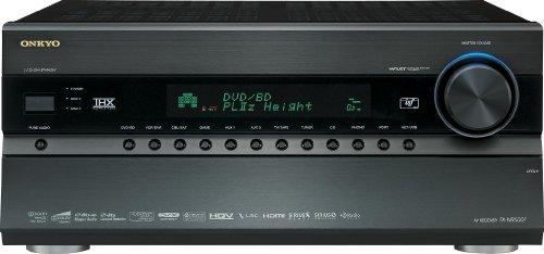 Onkyo TX-NR5007 145 Watts 9.2-Channel AV Surround Home Network Receiver (Black) (Discontinued by Manufacturer)
