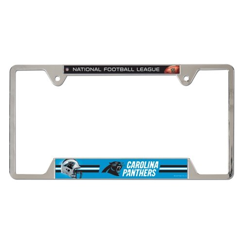 Wincraft NFL Metal License Plate Frame 73492091