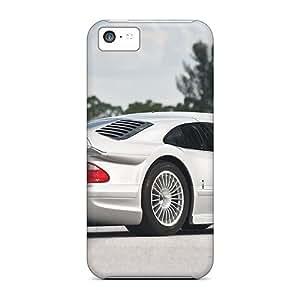 Hot Mercedes Benz Clk Gtr Amg 1997 First Grade Tpu Phone Case For Iphone 5c Case Cover