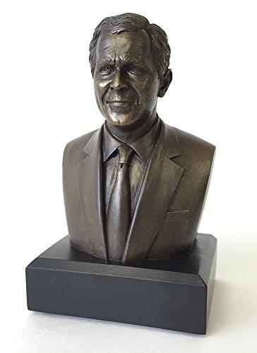 Sale - George W. Bush Bust - Perfect Gift - Ships Immediatly