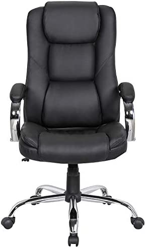 LCH Leather Fabric Office Adjustable