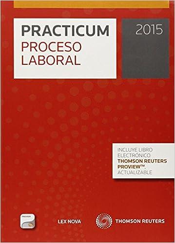 Practicum proceso Laboral 2015