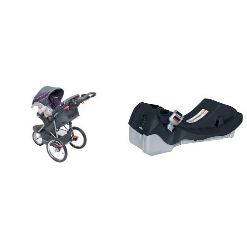 Baby Trend Expedition Jogger Travel System and Flex-Loc C...