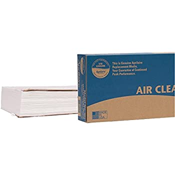 Aprilaire 401 Air Filter Single Pack for Air Purifier Models 2400, Space-Gard 2400