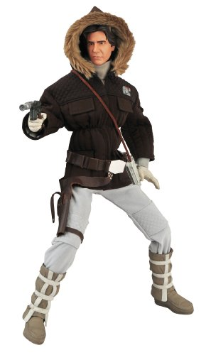 Star Wars Ultimate 1:4 Scale: Hoth Han Solo Action Figure