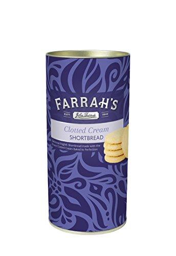 Farrah's of Harrogate - Clotted Cream Shortbread 200g English Clotted Cream