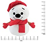 Little Snowflake Snowboy & Snowgirl Official Plush