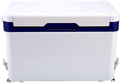 Fishing Box Accesorios Caja de Pesca Caja de Pescado competitiva 32L Incubadora al Aire Libre de Gran Capacidad Caja de Pesca Gruesa multifunción con Patas de elevación Robusta y Duradera: Amazon.es: Deportes