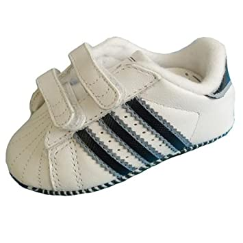 Adidas Originals Baby Superstar Schuhe Krabbelschuhe Crib