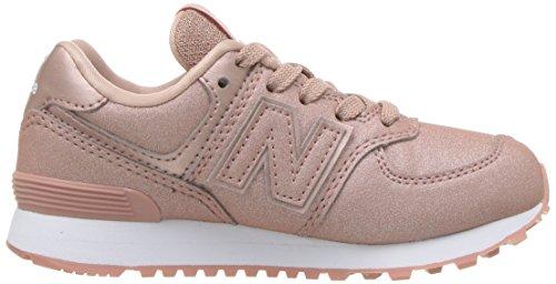 New Balance Gold Sneaker Bambini Unisex Core 574v2 Lace q1nH4pvgq