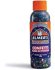 Elmer's Magical Liquid Slime Activator, Confetti, 2 oz