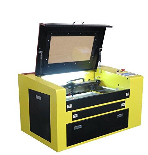 MegaLane Hermatic 50W CO2 Laser Engraving Cutting Machine