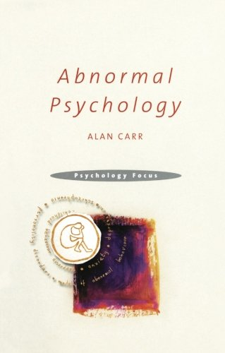 Abnormal Psychology (Psychology Focus)