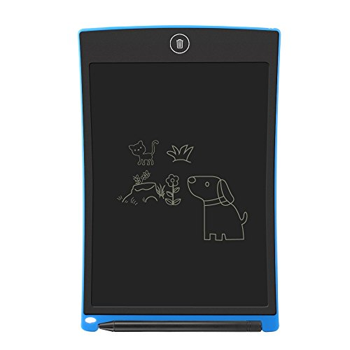 LCD Writing Tablet,Electronic Writing &Drawing Board Doodle Board,Sunany 8.5 Handwriting Paper Drawing Tablet Gift for Kids and Adults at Home,School and Office