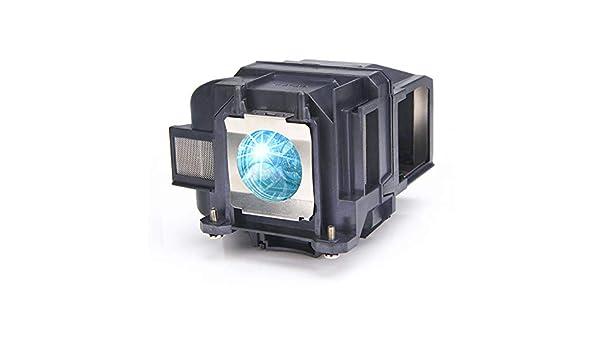 Lanwande V13H010L78 / ELPLP78 Lámpara Proyector para Epson ...