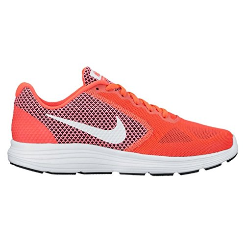 Revolution 3 Ladies Running Shoes - Solar Red