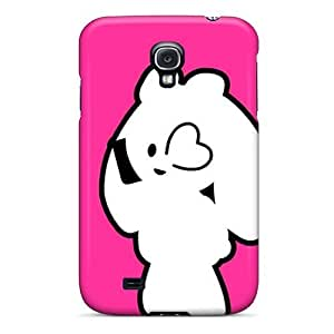 Cute Cartoon Case Compatible With Galaxy S4/ Hot Protection Case by icecream design