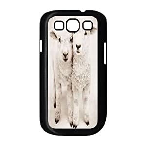 Custom Sheep Hard Case for SamSung Galaxy S3 i9300, Customized Sheep S3 Hard Cover Case, DIY Sheep i9300 Cover WANGJING JINDA
