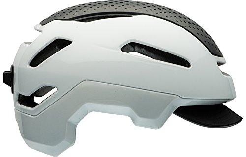 Bell Hub Commuter Adult Bike Helmet (White (2018), Large)