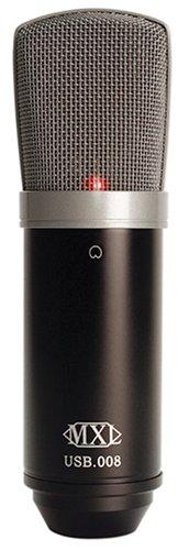 MXL USB 008 USB 32MM Condenser Microphone