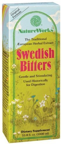 Nature Works Swedish Bitters 33.8 fl oz