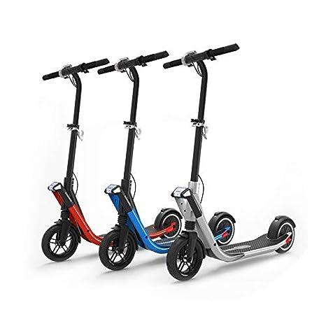 Scooter, batería de Litio, un Segundo Andador Plegable, Scooter ...