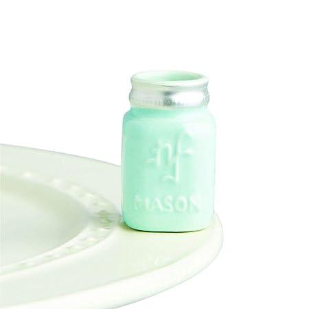 Nora Fleming Mini Pintado a Mano: YouRe A-Mason! (Mason Jar) A234 ...