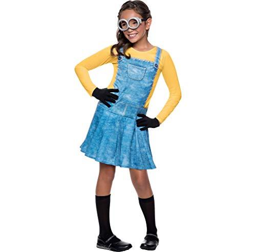 (Rubie's Costume Minions Female Child Costume,)