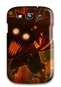 Awesome MjYHBkv7713iTFep Fowleavis Defender Tpu Hard Case Cover For Galaxy S3- Anime Narutos