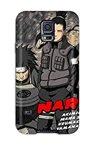 Faddish Phone Naruto Case For Galaxy S5 / Perfect Case Cover by lolosakes