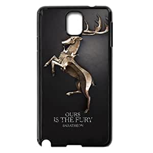 Game of Thrones Samsung Galaxy Note 3 Cell Phone Case Black DIY Gift xxy002_0381902