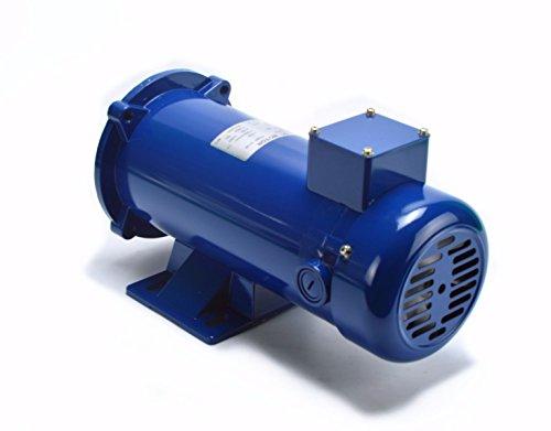 Yaetek Permanent Magnet Dc Motor, Tenv, 1/2hp, 56c, 90v/1750rpm (Hp Motor Tenv)
