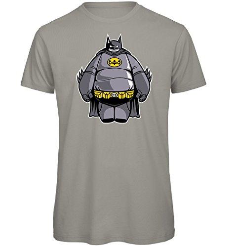 19a1c2b1 Scattee Chubby Bat Man T-Shirt Crew Neck Light Grey L 42″ – www.bccars.co.uk