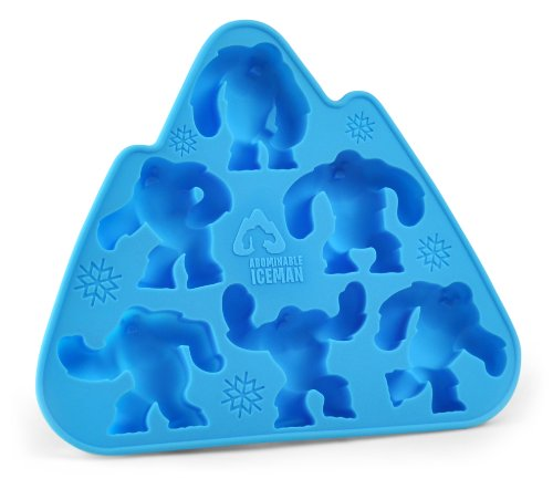 (Fred ABOMINABLE ICE Silicone Ice Tray)