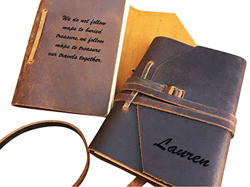 (Personalized Engraved Leather)