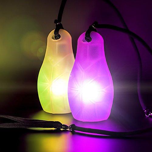 Emazing Lights ePoi, Ultra Bright LED Glow Poi Balls