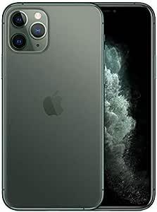 Apple iPhone 11 Pro 64GB 4GX Midnight Green (Renewed)