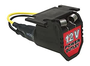 RoadPro RPPS-16ES 12-volt Auxiliary Power Port or Outlet