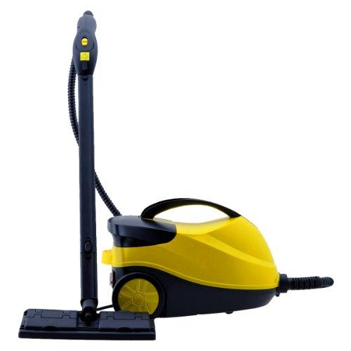 h koenig nv6200 nettoyeur vapeur jaune int rieur maison. Black Bedroom Furniture Sets. Home Design Ideas